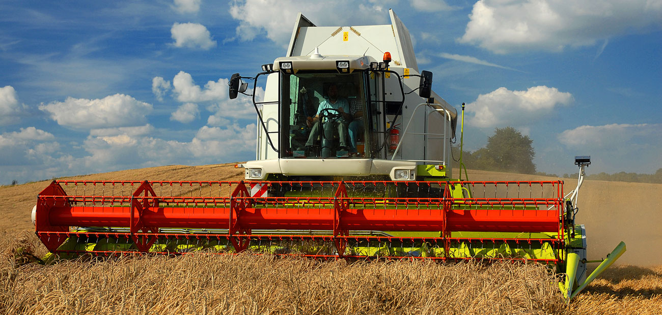 Parts for agricultural machines